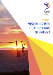 Candidature file : Los Angeles Candidate City Olympic Games 2024 | Los Angeles Candidate City Olympic Games 2024