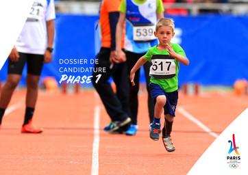 Dossier de candidature : Paris Ville candidate Jeux Olympiques 2024 | Paris ville candidate Jeux Olympiques de 2024