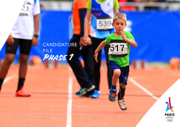 Candidature file : Paris Candidate City Olympic Games 2024 | Paris ville candidate Jeux Olympiques de 2024