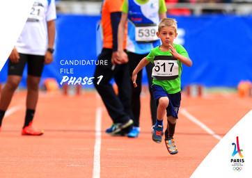 Candidature file : Paris Candidate City Olympic Games 2024 | Paris ville candidate Jeux Olympiques de 2024