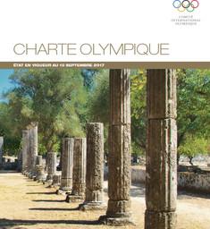 Charte olympique : état en vigueur au 15 septembre 2017 / Comité International Olympique | International Olympic Committee