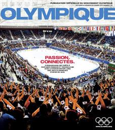 Revue olympique : organe officiel du mouvement olympique. Vol. 105, Octobre/Novembre/Décembre 2017 |