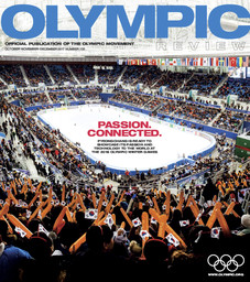 Olympic review : official publication of the Olympic Movement. Vol. 105, October/November/December 2017 |