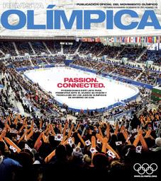 Revista olímpica : órgano oficial del movimiento olímpico. Vol. 105, Octubre/Noviembre/Diciembre 2017  