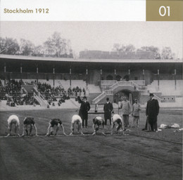 Stockholm 1912 : official film   Wood, Adrian