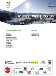 JO PyeongChang 2018 : team Belgium / Comité Olympique et Interfédéral Belge | Comité olympique et interfédéral belge