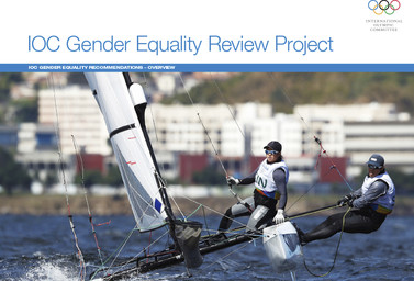 IOC gender equality review project : IOC gender equality recommendations - overview / International Olympic Committee | International Olympic Committee