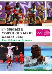 4th Summer Youth Olympic Games 2022 : host selection process / International Olympic Committee | International Olympic Committee