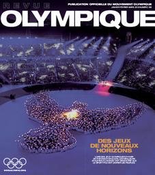 Revue olympique : organe officiel du mouvement olympique. Vol. 106, Janvier-Février-Mars 2018  