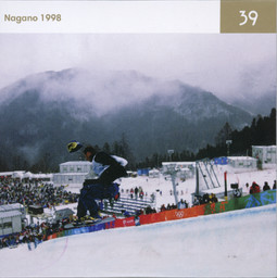 Nagano 1998 / dir. Bud Greenspan   Merrill, Kieth