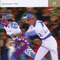Lillehammer '94 : 16 days of glory : part 2 / dir. Bud Greenspan   Greenspan, Bud