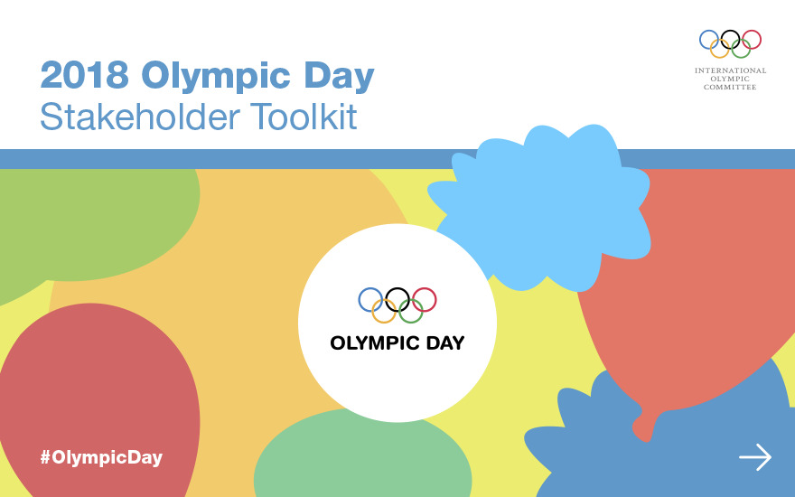 Olympic day : start-up kit for key stakeholders of the Olympic Movement / International Olympic Committee | Comité international olympique