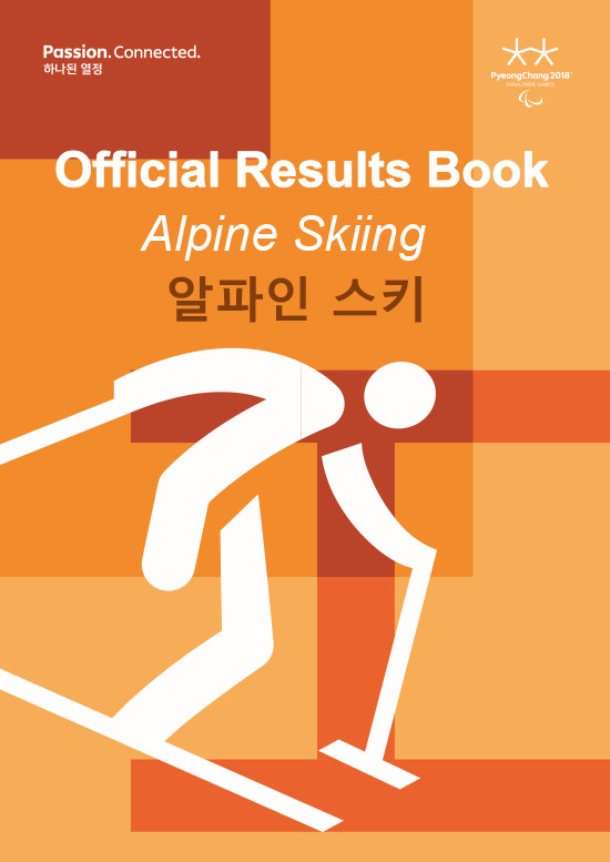 Official results book : PyeongChang 2018 Paralympic Games / The PyeongChang Organizing Committee for the 2018 Olympic & Paralympic Winter Games | Jeux olympiques d'hiver. Comité d'organisation. (23, 2018, PyeongChang)