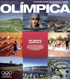 Revista olímpica : órgano oficial del movimiento olímpico. Vol. 107, Abril-Mayo-Junio 2018 |