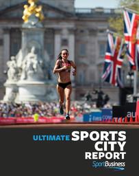Ultimate sports city report / Adam Nelson... [et al.]   Nelson, Adam