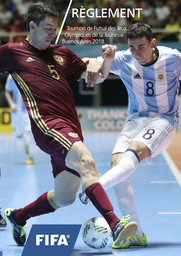 Règlement : tournois de futsal des Jeux Olympiques de la Jeunesse de Buenos Aires 2018 / Fédération Internationale de Football Association | Fédération internationale de football association