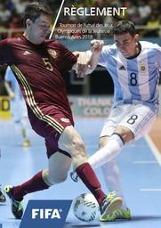 Règlement : tournois de futsal des Jeux Olympiques de la Jeunesse de Buenos Aires 2018 / Fédération Internationale de Football Association | Fédération internationale de football association