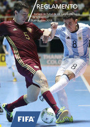 Reglamento : torneos de futsal de los Juegos Olímpicos de la Juventud Buenos Aires 2018 / Fédération Internationale de Football Association | Fédération internationale de football association