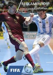 Reglamento : torneos de futsal de los Juegos Olímpicos de la Juventud Buenos Aires 2018 / Fédération Internationale de Football Association | Fédération internationale de football association