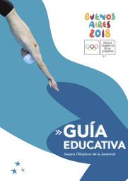 Guia educativa : Juegos Olímpicos de la Juventud : Buenos Aires 2018 / Gobierno de la Ciudad de Buenos Aires | Gobierno de la Ciudad de Buenos Aires
