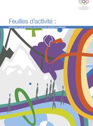 Feuilles d'activité : exercices pour soutenir l'éducation aux valeurs Olympiques / Comité International Olympique | Comité international olympique
