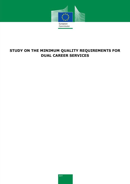 Study on the minimum quality requirements for dual career services / European Commission | Union européenne. Commission