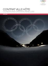 Contrat ville hôte : conditions opérationnelles / Comité International Olympique | International Olympic Committee