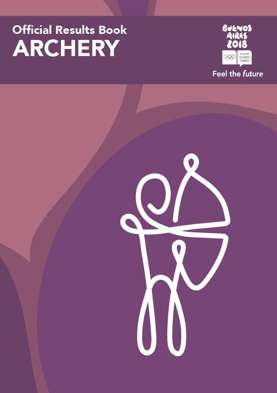 Official results books : Buenos Aires 2018 Youth Olympic Games / Buenos Aires Youth Olympic Games Organising Committee | Jeux olympiques de la jeunesse d'été. Comité d'organisation. (3, Buenos Aires, 2018)