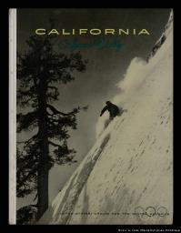 California, Squaw Valley : United States' choice for the Winter Olympics  