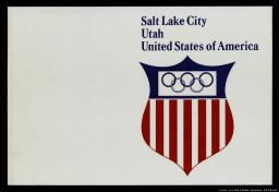 Replies to questions concerning the offer of Salt Lake City to host the XI Winter Olympic Games in 1972 = Réponses aux questions concernant l'offre faite par la ville de Salt Lake d'accueillir les XI Jeux Olympiques d'hiver en 1972 |