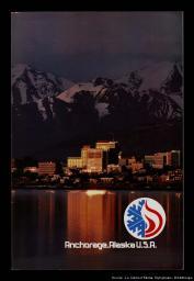 Anchorage, Alaska USA / Comité d'organisation d'Anchorage pour les Jeux Olympiques d'hiver de 1992 | Comité d'organisation d'Anchorage pour les Jeux Olympiques d'hiver de 1992
