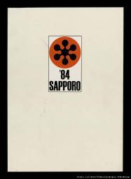 Les réponses aux questionnaires du Comité International Olympique = The answers to the questionnaires from the International Olympic Committee : '84 Sapporo |