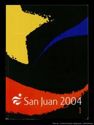San Juan 2004 : candidature file for the Games of the XXVIII Olympiad 2004 = dossier de candidature pour les Jeux de la 28ème Olympiade 2004 / San Juan 2004 Candidate City | San Juan 2004 Candidate City