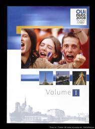 Oui Paris 2008 : ville candidate / Groupement d'Intérêt Public Paris 2008 | Groupement d'intérêt public Paris 2008