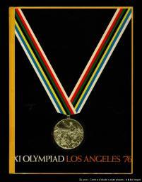 XXI Olympiad : Los Angeles '76 / Los Angeles 1976 Olympic Committee   Los Angeles 1976 Olympic Committee