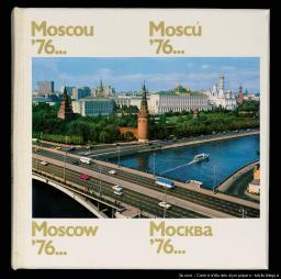 Moscou '76 = Moscow '76 = Moscú '76 = ... |