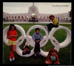 Come home to Los Angeles / Southern California Committee for the Olympic Games | Southern California Committee for the Olympic Games