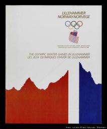 Lillehammer, Norway-Norvège : candidate to host the 1994 Olympic Winter Games = candidate aux Jeux Olympiques d'hiver en 1994 / Lillehammer Olympic Association | Association olympique de Lillehammer