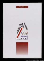 Zakopane 2006 candidate City-Poland / Candidature Committee Zakopane 2006 | Candidature Committee Zakopane 2006