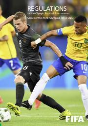 Regulations for the Olympic football tournaments : Games of the XXXII Olympiad Tokyo 2020 / Fédération Internationale de Football Association | Fédération internationale de football association