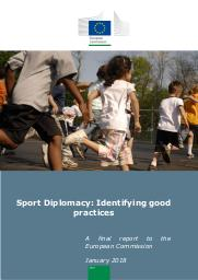 Sport diplomacy : identifying good practices : a final report to the European Commission / ECORYS | ECORYS