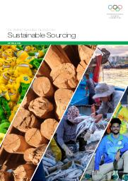 Olympic Games guide on sustainable sourcing / International Olympic Committee | Comité international olympique