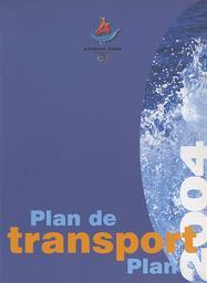 "Transport plan 2004 = Plan de transport 2004 : Athens 2004 candidate city / Athens 2004 Bid Committee | Comité de candidature ""Athens 2004"""