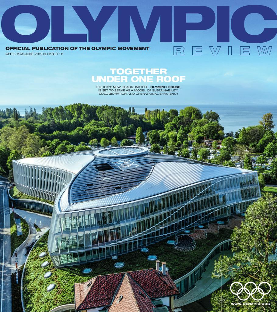 Olympic review : official publication of the Olympic Movement. Vol. 111, April-May-June 2019 |