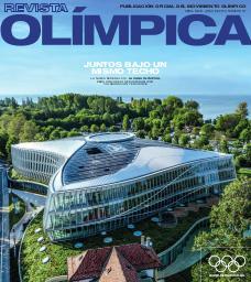 Revista olímpica : órgano oficial del Movimiento olímpico. Vol. 111, Abril-Mayo-Junio 2019  