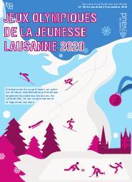 Jeux Olympiques de la Jeunesse : Lausanne 2020 / Canton de Vaud   Canton de Vaud