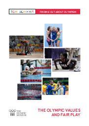 The Olympic values and fair play / Eva Bensard | Bensard, Eva