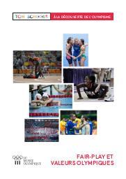 Fair-play et valeurs Olympiques / Eva Bensard   Bensard, Eva