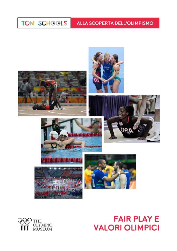 Fair play e valori Olimpici / Eva Bensard | Bensard, Eva