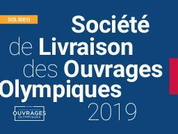 SOLIDEO : société de livraison des ouvrages Olympiques   Solidéo